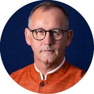 Portait de Laurent KLEIN-Servant Leader et consultant pour Startups, PME et Entreprises engagées